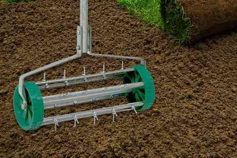 Who Needs Shops - Heavy duty soil aerator - Save 74%