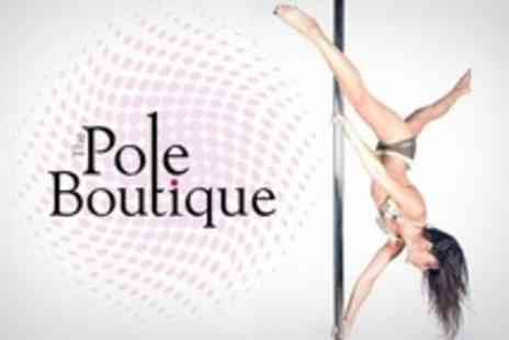 The Pole Boutique - Six Fitness Classes For One - Save 50%