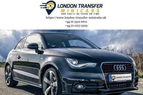London Transfer Minicabs - Gatwick Airport to Southampton - Save 0%