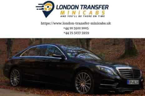 London Transfer Minicabs - Stansted Airport to Southampton - Save 0%