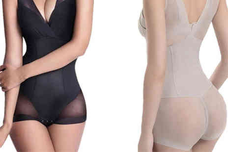Bellap - Breathable shapewear bodysuit - Save 77%