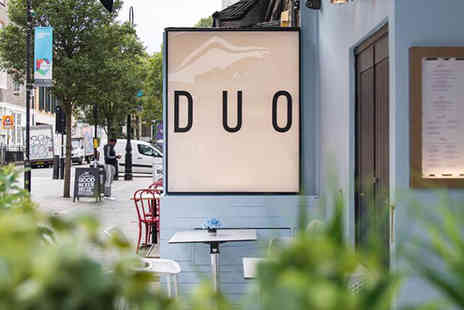 Duo - Entry, UK garage bingo, prizes and an afterparty for two - Save 28%