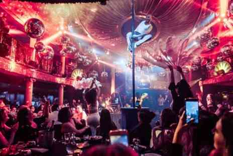 Cafe De Paris - One general admission ticket to the Disco Cabaret Show - Save 50%