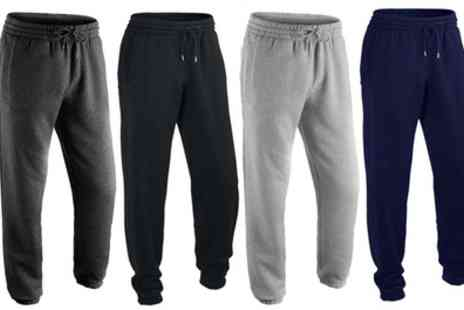 Groupon Goods Global GmbH - MIG Mens Classic Jogging Bottoms - Save 0%