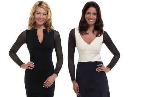 Bellap - Pair of slimming arm concealers choose from two colours and three sizes - Save 73%