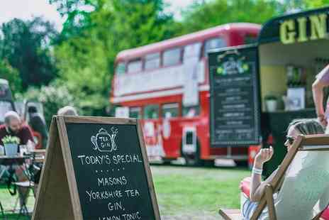 National Tea Day - Two tickets to FesTeaVal tea festival on the 13th or 14th April - Save 60%