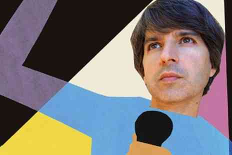 Demetri Martin - Wandering Mind Tour on 16 April - Save 50%