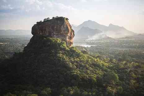 Private Sri Lanka Tour - Five Star Cultural Tour with Optional Beach Break and Abu Dhabi Extensions - Save 11%