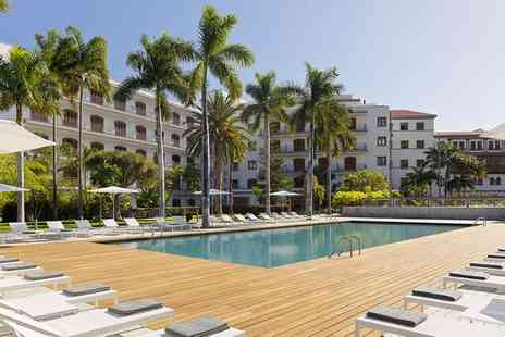 Iberostar Grand Hotel Mencey - Five Star Luxury Collection: Lavish Sun Soaked Iberostar Resort for two - Save 50%