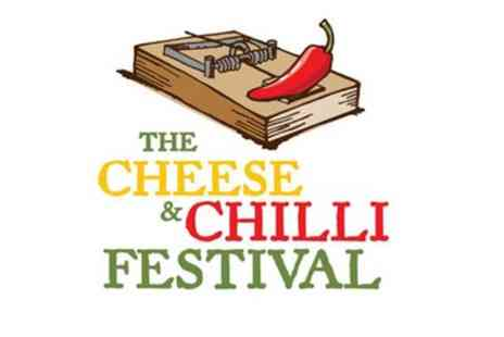 Cheese And Chilli Festival 2019 - Cheese and Chili Festival on 25 To 26 May in Bedford or 6 To 7 July in Swindon - Save 21%