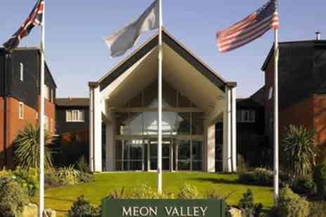 Meon Valley Hotel and Country Club - Spa Day Package for One or Two - Save 49%