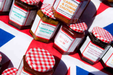 Mikes Homemade - 12 Jars of Chutney, Pickle, and Preserves - Save 50%