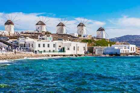 My Mykonos Hotel - Four Star Boutique Getaway Overlooking the Aegean Sea - Save 40%