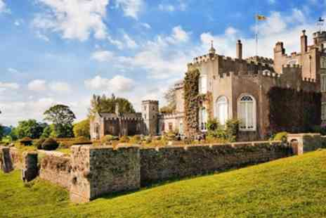 Powderham Castle - Powderham Castle entry for Two including hot drink - Save 50%