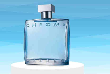 Deals Direct - 100ml bottle of Azzaro Chrome aftershave - Save 0%