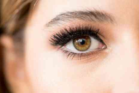 SK Beauty at Jason Shankey Salons - Eyelash Lift with Eyebrow Wax and Tint - Save 56%