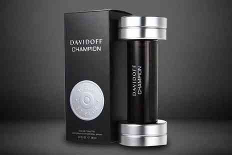 Deals Direct - 50ml Davidoff Champion eau de toilette - Save 50%