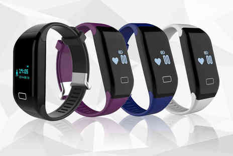 hey4beauty - H3 Pro smart watch choose from four colours - Save 83%