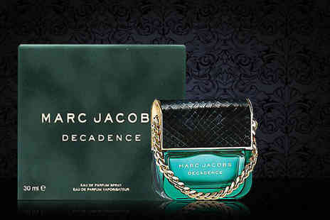 Deals Direct - 30ml bottle of Marc Jacobs Decadence eau de parfum - Save 54%