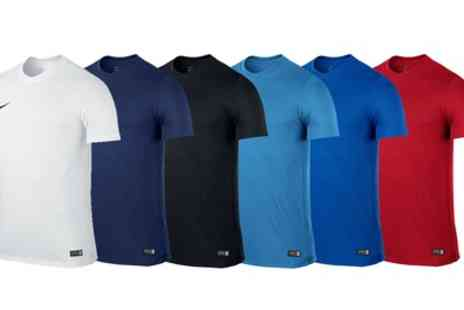 Groupon Goods Global GmbH - Nike Mens Park Tshirt in Choice of Colour and Size - Save 0%