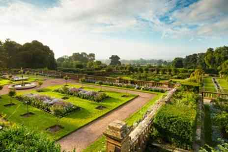 Hestercombe Gardens Trust -  Hestercombe House & Gardens entry for 2 - Save 41%