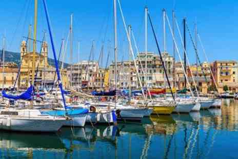 Air Corsica - Return flights to Bastia with checked baggage - Save 0%