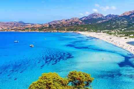 Air Corsica - Return flights to Corsica with checked baggage - Save 0%