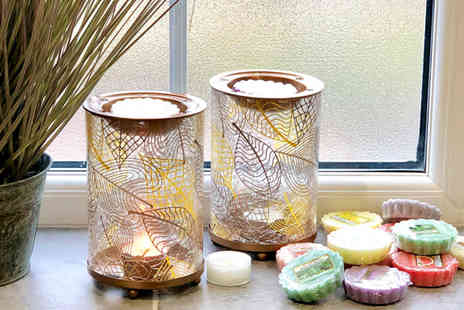 Yankee Bundles - Pair of Yankee candle melt warmers And Two tart melts - Save 50%