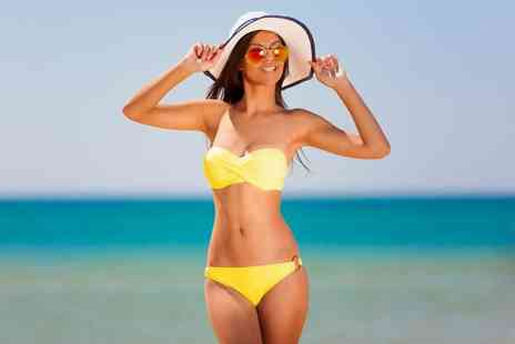 True Wellbeing - One session of laser lipo on one area - Save 51%