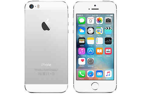 E Circuits - Apple iPhone 5S in Three Colours Choose 16Gb or 32Gb - Save 60%