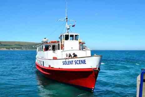 City cruises Poole - Scenic 70 min Poole harbour cruise - Save 33%