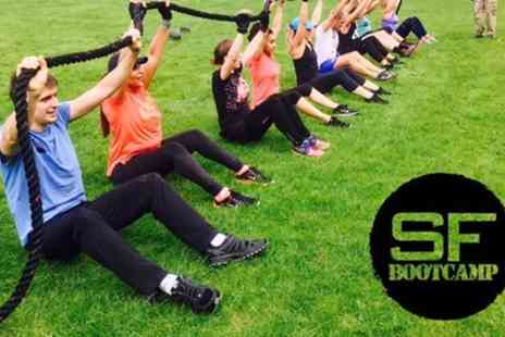 SF Bootcamp - One Month Boot Camp Membership - Save 50%