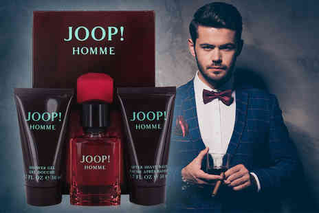 Jynx Direct - Joop Homme gift set for him choose from two options - Save 45%