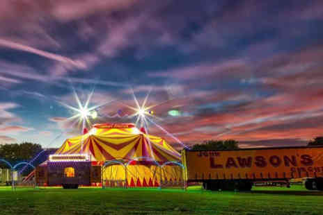 John Lawsons Circus - Ticket to John Lawsons Circus - Save 50%