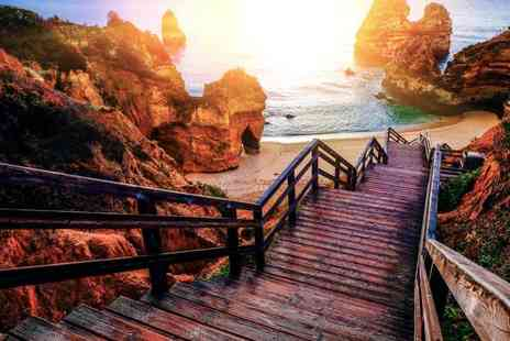 Bargain Late Holidays - Four Star Escape with a three, five or seven nights getaway to Algarve Now with the ability to choose your flight - Save 31%