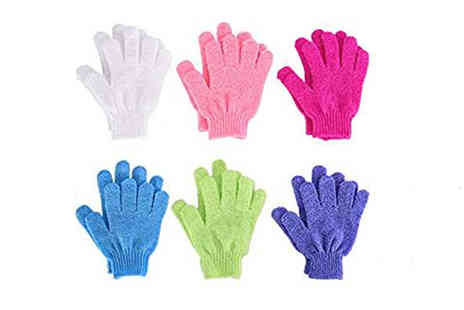 Ram Online LTD - Pair of exfoliating gloves - Save 40%