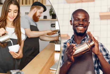International Open Academy - Accredited bartender and barista training course cpd certified - Save 92%