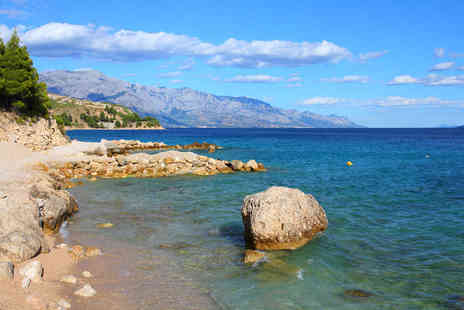 Weekender Breaks - Three nights all inclusive Croatia stay with flights - Save 22%