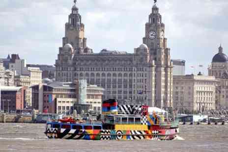 Brilliant Liverpool Tours - The Liverpool Pass Guided walk, 138m Tower Tour, River Cruise and Open Top Bus - Save 0%
