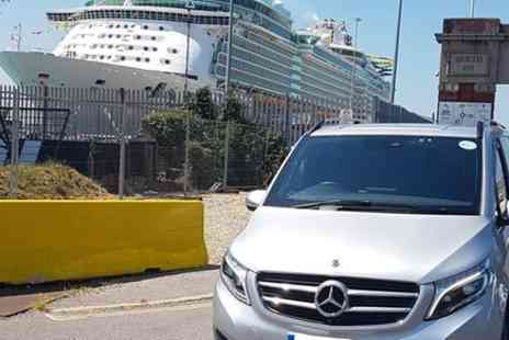 Londoncruise transfers - Private Arrival Transfer Southampton Cruise Terminal to Heathrow or London - Save 0%