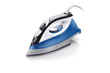 Groupon Goods Global GmbH - Black & Decker Steam Iron - Save 50%