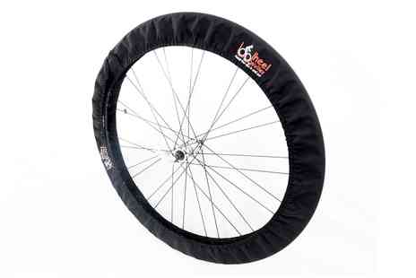 Groupon Goods Global GmbH - Two Cycle Wheel Covers - Save 0%