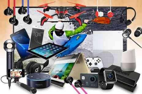 Brand Arena - Mystery electronics deal Samsung, Sony, Bose, Veho, Google, Defunc and more - Save 0%
