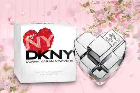 Deals Direct - Bottle of DKNY MYNY EDP - Save 55%