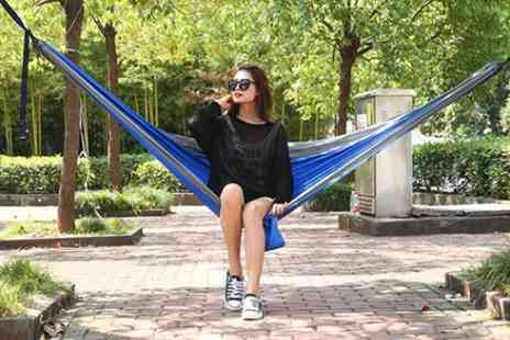 Yello Goods - Lightweight portable hammock - Save 75%
