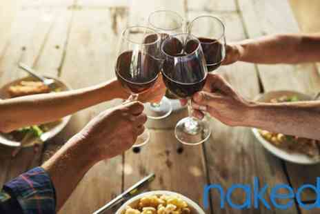 Naked Wines - Spend on Wine and Champagne - Save 0%