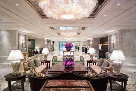 Shangri La Bosphorus - Five Star Luxury Collection Enchanting Hotel with Chandelier Accented Rooms - Save 34%