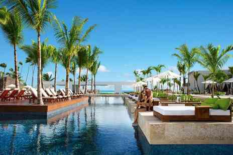Now Onyx Punta Cana - Five Star All Inclusive Beachfront Luxury at Stylish Caribbean Retreat - Save 0%
