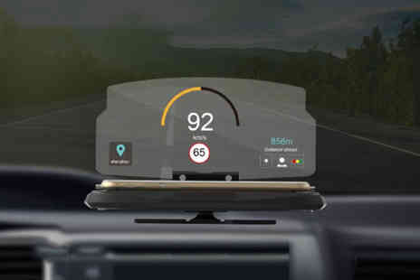 Bellap - Smartphone heads up car display - Save 79%