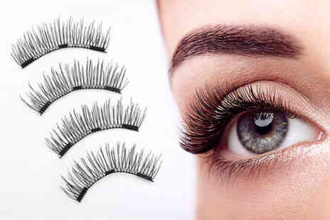 Bellap - Four pairs of magnetic false lashes - Save 87%